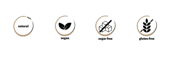 natural vegan sugar free gluten free (2)